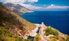 Zingaro natural reserve, Sicily