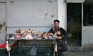 Shaki market