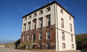 Gunsgreen House, Berwickshire