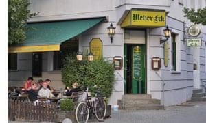 Berlin bars Metzer Eck