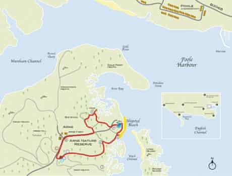 Secret arne map