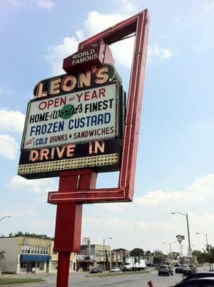 milwaukee leon's drive in
