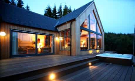 Knoydart House