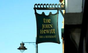 John Hewitt Belfast