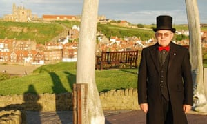 Harry Collett, Whitby ghost tour guide  Whitby - Ghost Tour Guide
