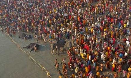 Sonepur Mela festival, India