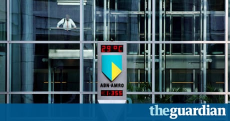 acquisition of abn amro by rbs