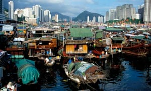 On the waterfront in hong kong travel the guardian for Five star motors aberdeen