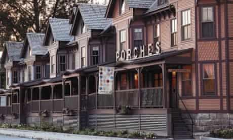 Porches, Massachusetts