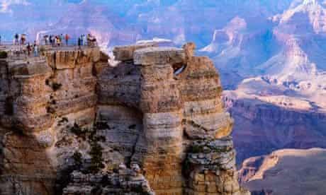 The Grand Canyon's South Rim, Arizona