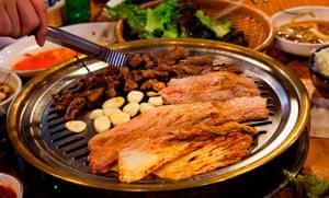 Seoul  barbecue