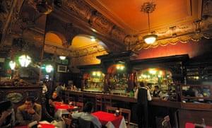 Bar La Opera, Mexico City