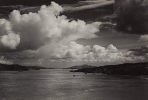 Ansel Adams: Ansel Adams: The Golden Gate Before The Bridge, San Francisco