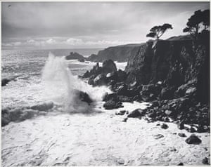 Ansel Adams: Ansel Adams: Untitled, about 1960