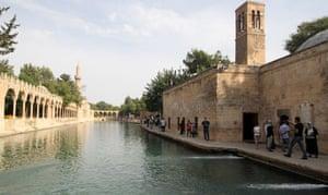 abraham's pool