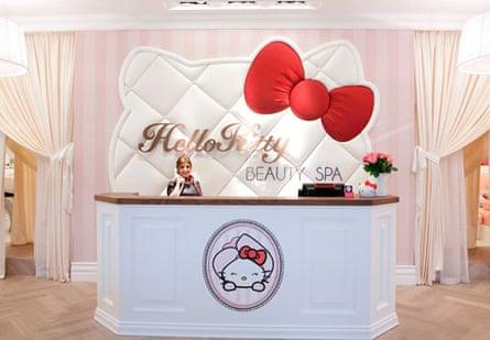 Hello Kitty Beauty Spa in Dubai
