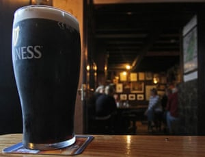 Another pint of Guinness