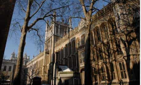 The Maughan Library, Chancery Lane, London.