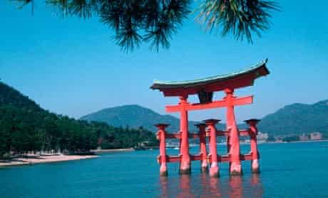 Miyajima shrine