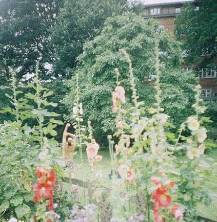 Anne-Marie's shot in Pavilion Gardens