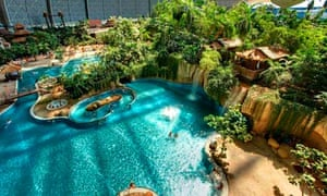 Tropical islands Germany