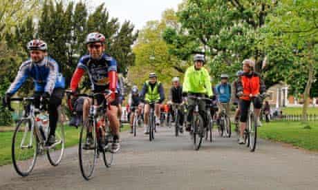 Big Green Bike Ride