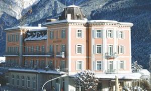 Belvedere Hotel, Scuol