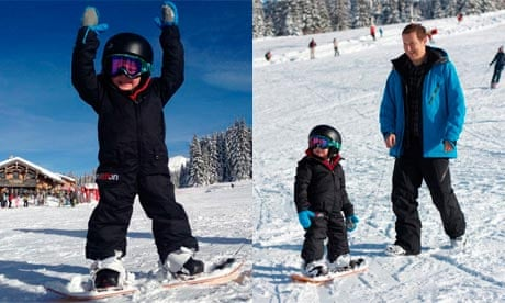 1051949110 Snowboarding for young children  should you get your kids on board ...