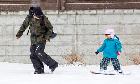 fac19fad5af2 Snowboarding for young children  should you get your kids on board ...