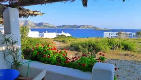 Small Cyclades, Greece