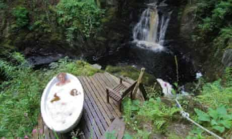 Gorge bath, Ecoyoga