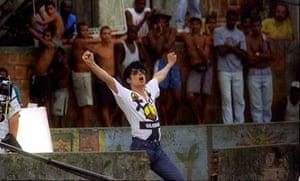 Michael Jackson video still