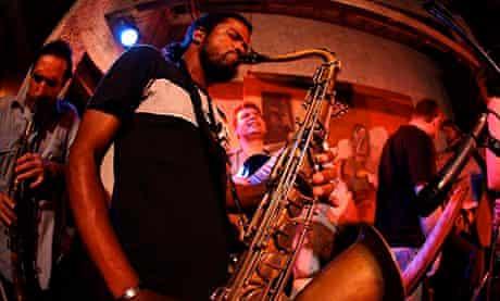 Jazz at Maze in Tavares Bastos