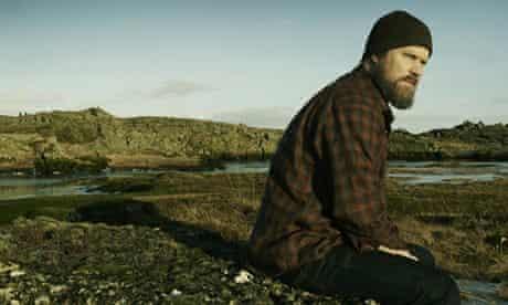 John Grant in Iceland