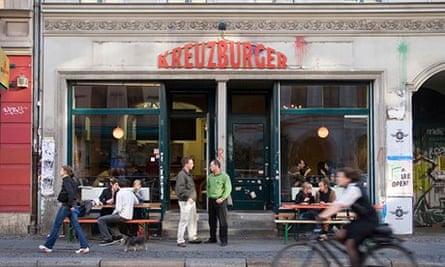 Kreuzburger, Kreuzberg, Berlin, Germany