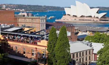 Glenmore Hotel Sydney