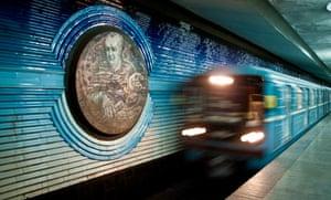 Tashkent metro system