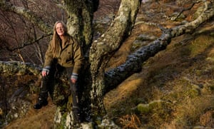 Sara Maitland in Britain's most northerly forest