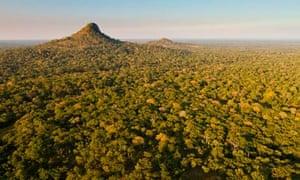 Gorongosa national park, Mozambique