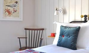 Bedroom at the Bear