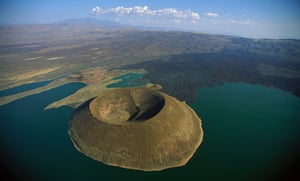 Lake Turkana, Kenya.