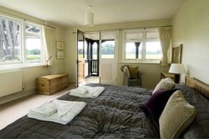 Osbourne House bedroom at Pavilion Cottage, Isle of Wight