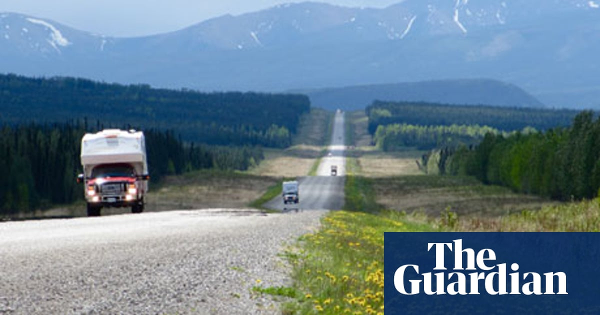The Alaska Highway: road trip through the wilds | Travel