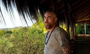 DOM chef Alex Atala in the Amazon
