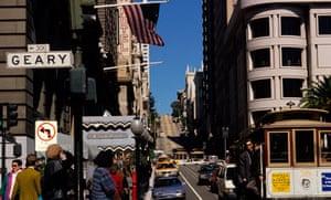 Geary Street, San Francisco