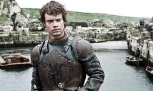 Alfie Allen in Game of Thrones Balintoy