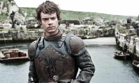 Alfie Allen in Game of Thrones Balintoy
