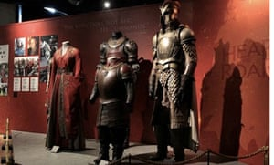 Game of Thrones exhibition, Belfast
