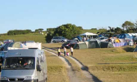 osmington mills campsite