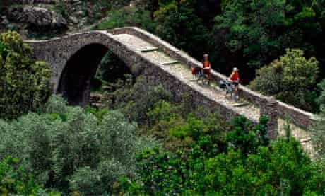 Spelunca gorge, Corsica, France